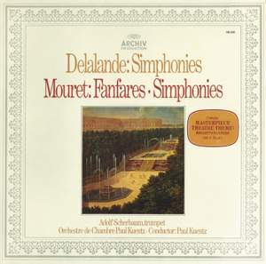 Lalande & Mouret: Simphonies & Fanfares