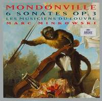 Mondonville: Six Sonatas en Symphonies, Op. 3