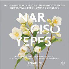 Giuliani, Castelnuovo-Tedesco, Villa Lobos: Guitar Concertos