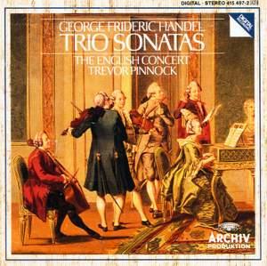 Handel: Trio Sonatas