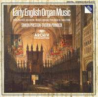 Early English Organ Music