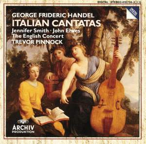 Handel: Italian Cantatas Product Image