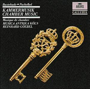 Buxtehude & Pachelbel: Chamber Music