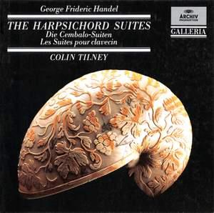 Handel: Harpsichord Suites Nos. 1-8 (1720)