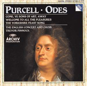 Purcell: Odes