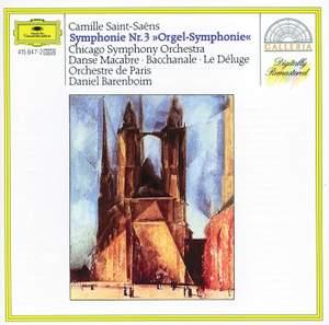 Saint-Saëns: Symphony No.3 'Organ'