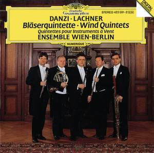 Danzi & Lachner: Wind Quintets