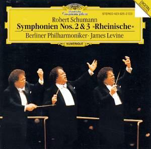 Schumann: Symphonies Nos. 2 & 3