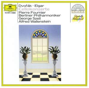 Dvorák & Elgar: Cello Concertos