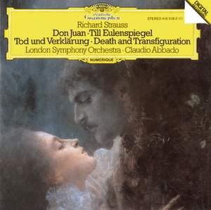 Strauss: Don Juan, Till Eulenspiegel, Tod und Verklärung Product Image