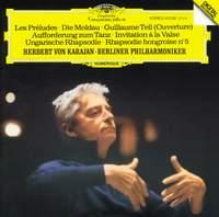 Smetana, Liszt, Weber & Rossini: Orchestral Works
