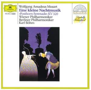 Mozart: Eine kleine Nachtmusik & Posthorn Serenade Product Image