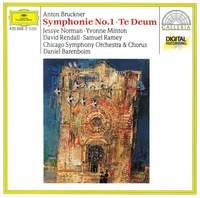 Bruckner: Symphony No. 1 & Te Deum