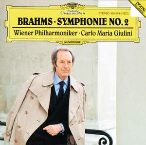 Brahms: Symphony No. 2 in D major, Op. 73 Product Image