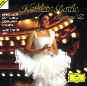 Kathleen Battle at Carnegie Hall