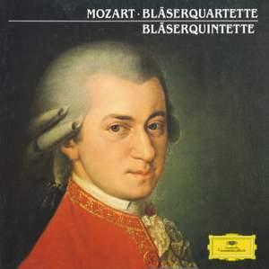 Mozart: Wind Quartets & Quintets