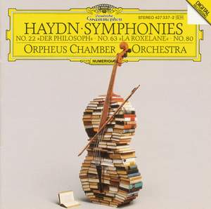 Haydn: Symphonies Nos. 22, 63 and 80