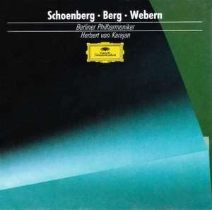 Schoenberg, Berg & Webern: Orchestral Works