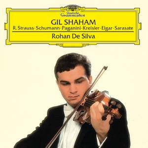 Gil Shaham & Rohan de Silva: Works for Violin and Piano