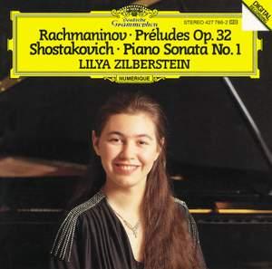 Rachmaninov: Preludes Op. 32 & Shostakovich: Piano Sonata No. 1