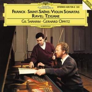 Franck & Saint Saens: Violin Sonatas