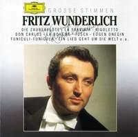 Grosse Stimmen - Fritz Wunderlich