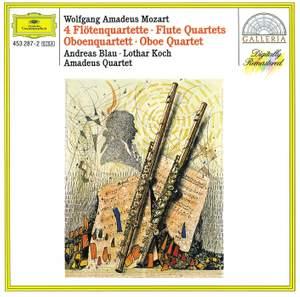 Mozart: 4 Flute Quartets & Oboe Quartet