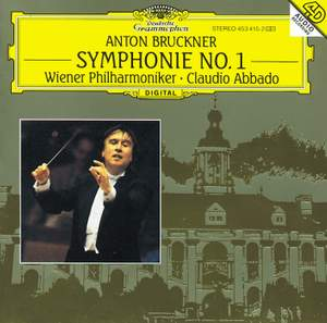 Bruckner: Symphony No. 1 in C minor Product Image