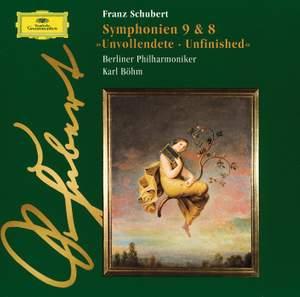 Schubert: Symphonies Nos. 8 & 9 Product Image