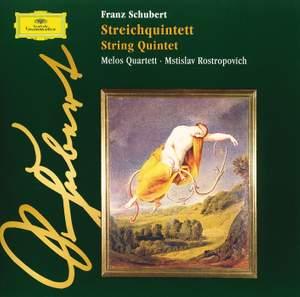 Schubert: String Quintet in C major, D956 Product Image