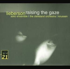 Lieberson: Raising The Gaze