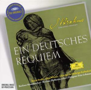 Brahms: Ein Deutsches Requiem, Op. 45 Product Image