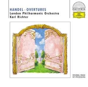 Handel: Overtures Product Image