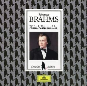 Brahms Edition: Vocal Ensembles