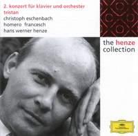 Henze: Piano Concerto No. 2 & Tristan