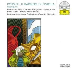 Rossini: Il barbiere di Siviglia (highlights)