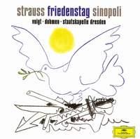 Strauss, R: Friedenstag