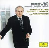 Previn: Diversions & Songs