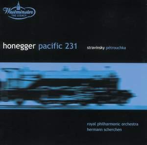Honegger: Mouvements symphoniques & Stravinsky: Petrouchka