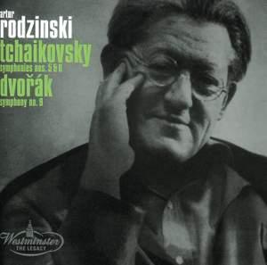 Tchaikovsky: Symphonies Nos. 5 and 6 & Dvorak: Symphony No.9 Product Image