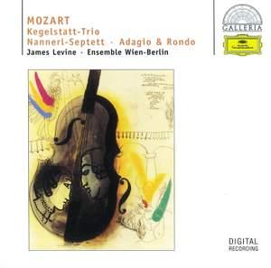 Mozart: Nannerl-Septett, Kegelstatt-Trio etc.
