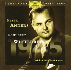 Centenary Collection: 1945 - Schubert: Winterreise