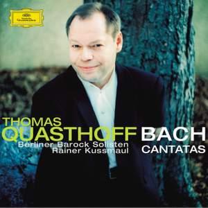 Bach: Cantatas BWV 56, 158 & 82