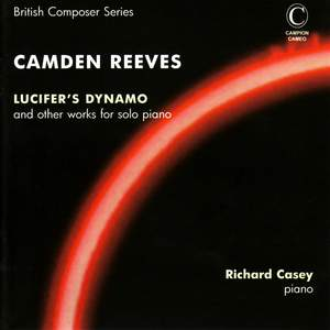 Camden Reeves: Lucifer's Dynamo Product Image