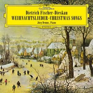 Dietrich Fischer-Dieskau: Weihnachtslieder