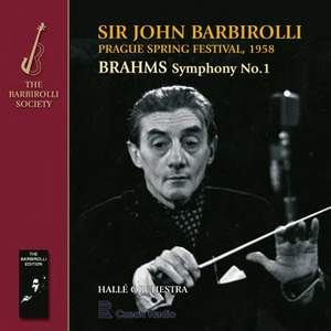 Sir John Barbirolli conducts Weber & Brahms Product Image