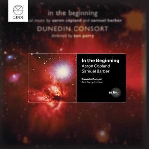 Dunedin Consort: In the Beginning