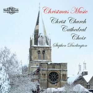 Christmas Music: Christ Church Cathedral Choir Product Image