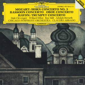 Mozart: Wind Concertos Product Image