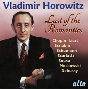 Vladimir Horowitz: Last of the Romantics Product Image
